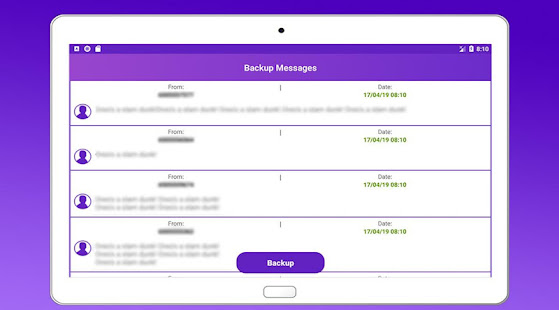 App Recover deleted messages APK for Windows Phone