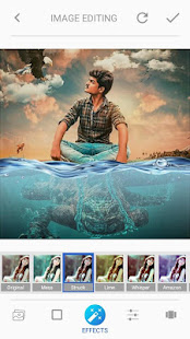 Download 3D Water Effects Photo Maker For PC Windows and Mac apk screenshot 2