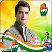Congress DP Maker : Support Congress