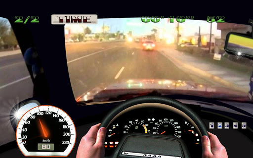 Russian Cars:LADA in Car Drive