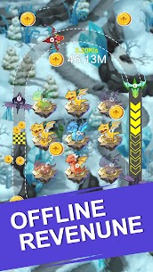 Merge Dragons – Idle Games 3