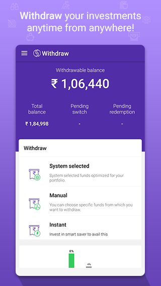 fisdom - Mutual Fund Investments App- screenshot