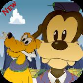 Goofy & Pluto - Adventure