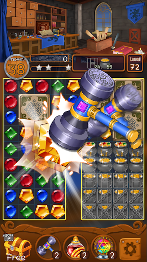 Jewels Magic Kingdom: Match-3 puzzle 1.3.12 screenshots 7