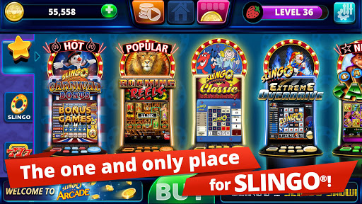 Slingo Arcade: Bingo Slots Game 20.8.2.1008535 screenshots 1