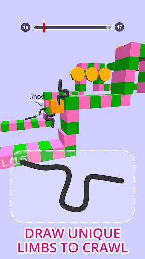 Wall Crawler - Free Robux - Roblominer 0.6 screenshots 5