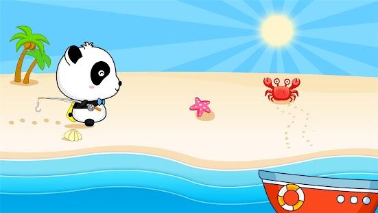 Happy Fishing: game for kids- screenshot thumbnail