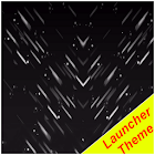 Schwarz Theme Go Launcher EX icon