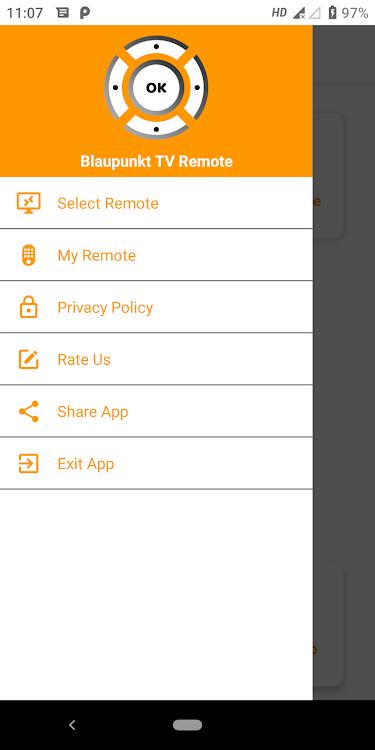 Remote for Blaupunkt TV – (Android Uygulamalar) — AppAgg