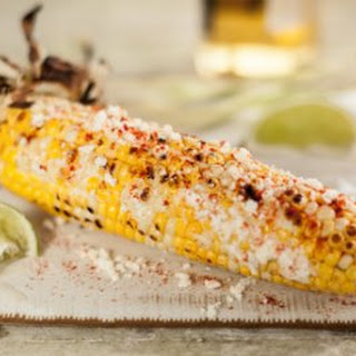 Mexican Style Grilled Corn