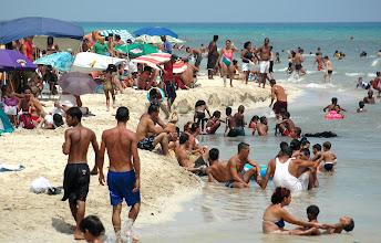 Photo: beach in boca ciega, cuba. Tracey Eaton photo.