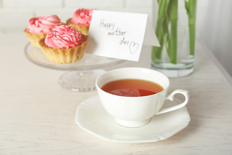 High tea is a great choice for your Mother's Day celebration.