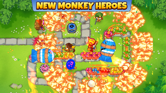 ApkMod1.Com Bloons TD 6 + (Mod Money) for Android Game Strategy