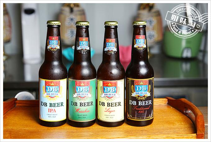 小琉球荷花軒DB德意精釀啤酒