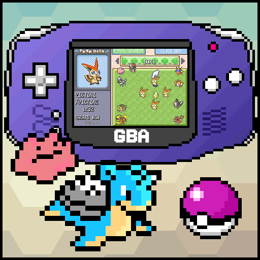 PokeGBA - GBA Emulator for Poke Games - Apps on Google Play