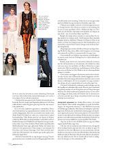 Photo: may 09 Plaza magazine - swedish publication