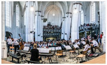 Photo: Die St. Nicolai-Kirche in Rostock wird gerne für Konzerte genutzt.  https://goo.gl/YJ8fLK