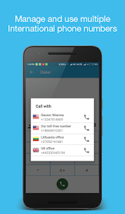 JustCall.io Cloud Phone System - náhled