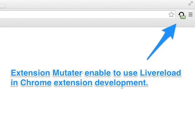 Extension Mutater