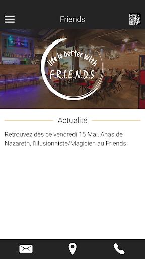 Restaurant Friends