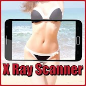 Xray Cloths Scanner simulator