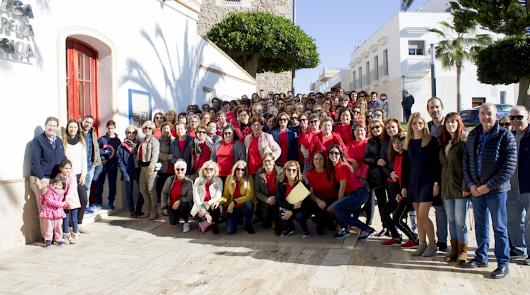 Carboneras acogió la presentación de la Escuela de Actividades Dirigidas