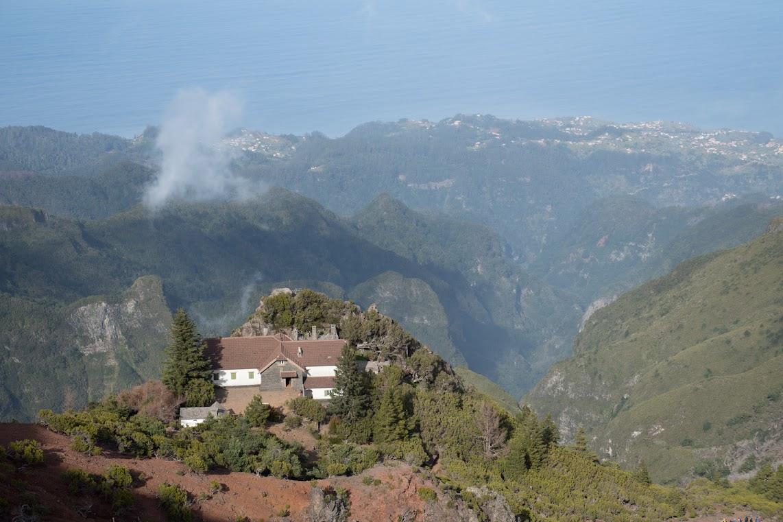 Pico Ruivo view, Madeira