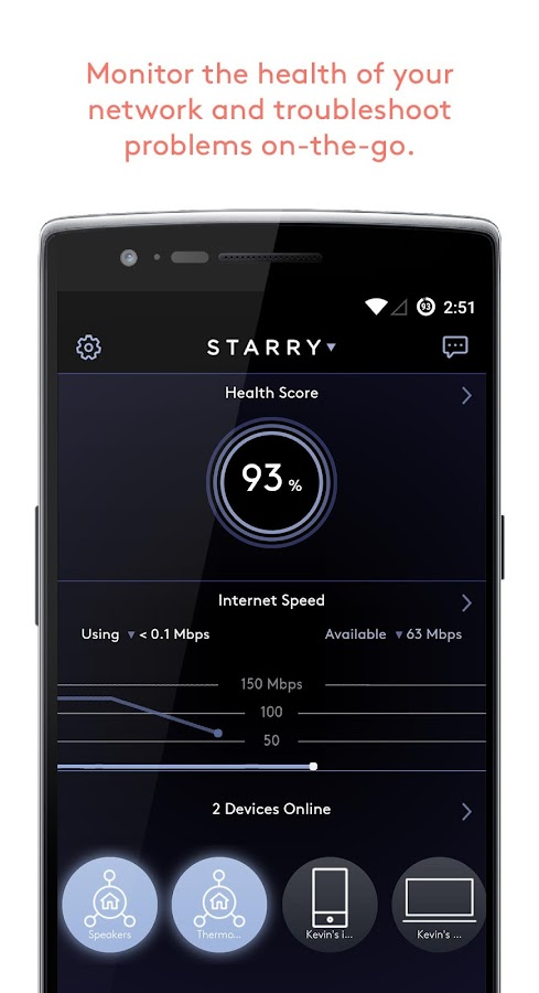 Starry - WiFi Station- screenshot