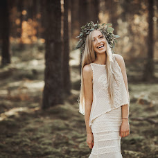Wedding photographer Ieva Vogulienė (IevaFoto). Photo of 15.10.2018