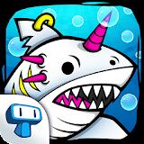 Shark Evolution - Fierce Shark Making Clicker Apk Download Free for PC, smart TV