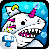 Shark Evolution - Fierce Shark Making Clicker