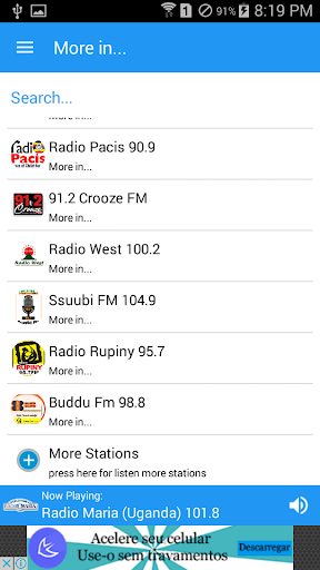 Uganda Radio  screenshots 5
