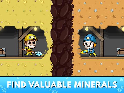 Idle Miner Tycoon - Mine Manager Simulator 2.91.1 screenshots 11