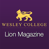 Wesley College Lion magazine
