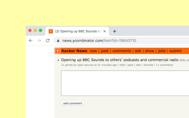 HN New Comments Highlighter