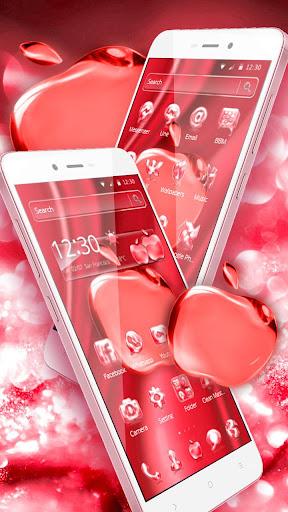 Crimson Crystal Apple for Phone X 1.1.4 screenshots 3