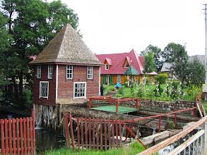 Photo: Semeliškių vandens malūnas (XIX a. pab.)