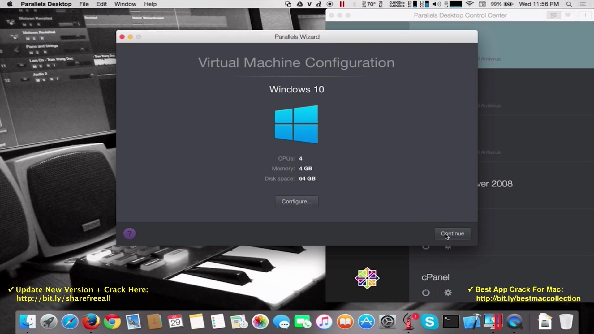 parallels desktop 10 activation key crack