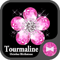 Tourmaline October Birthstone icon