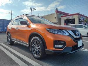 エクストレイル NT32 2018  20Xi  4WD エクストリーマーXのカスタム事例画像 happywinさんの2018年11月11日17:21の投稿
