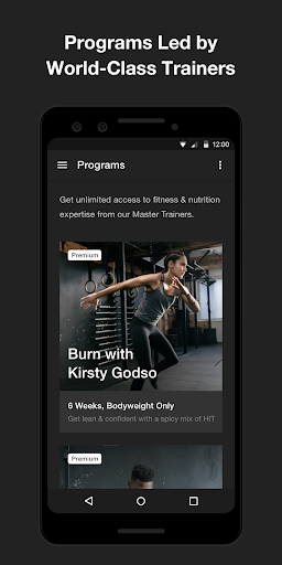 Nike Training Club - Home workouts & fitness plans Apk 2