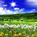 Spring Nature Live Wallpaper icon