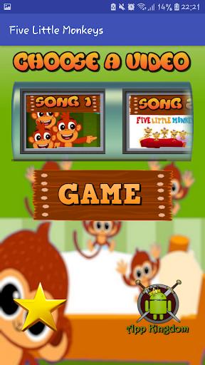 Five Little Monkeys Videos Apk Download Free for PC, smart TV