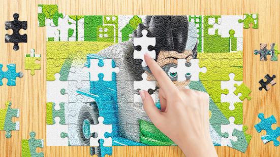 Pj Puzzle slideing - Pj Puzzle - náhled