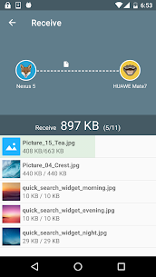Easy Share Apk – WiFi File Transfer 4