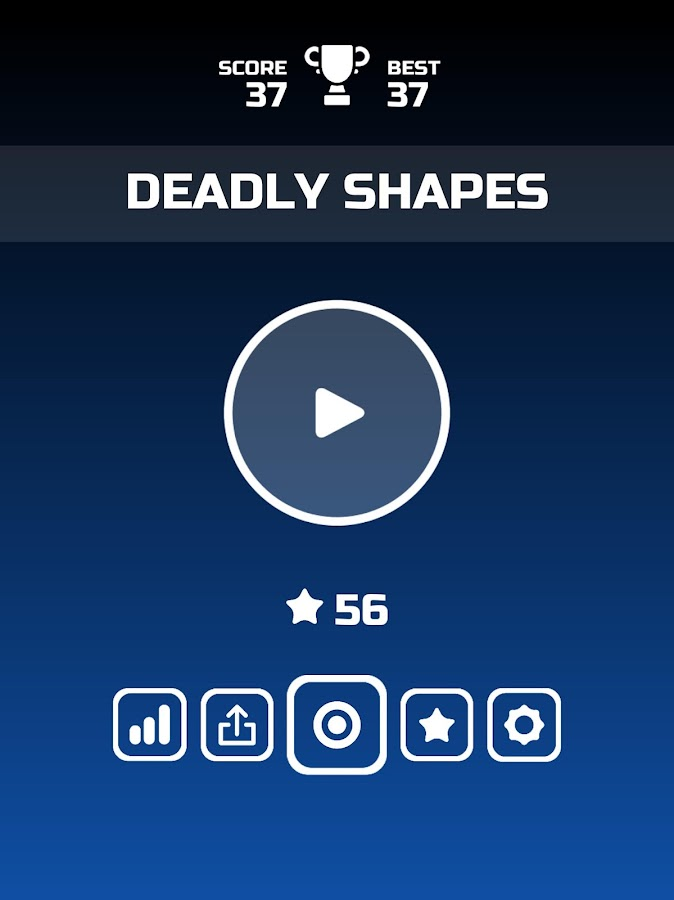 Deadly Shapes- screenshot