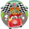 Tiger Go Racing Car Game for Kids