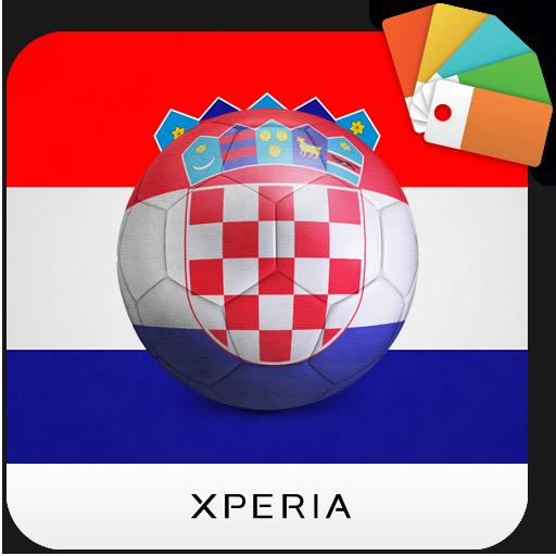 Xperia™ Team CroatiaLive Wallpaper