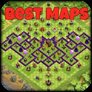 Best Clash of clans maps