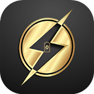 Fast charger & Battery Saver x3 APK icon